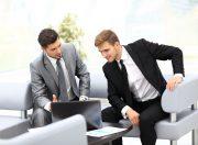 外資系企業で働く社員のイメージ画像